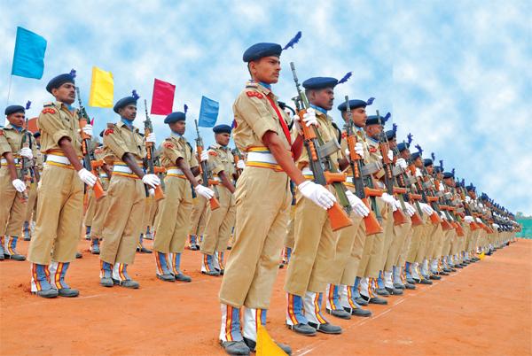 Image result for Central Reserve Police Force