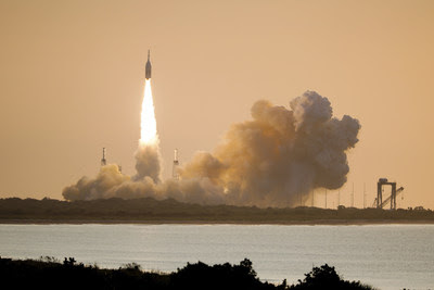 Northrop Grumman Supports ULA Delta IV Medium+ Launch of ...