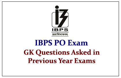 Banking GK Questions RRB-IBPS Bank GK