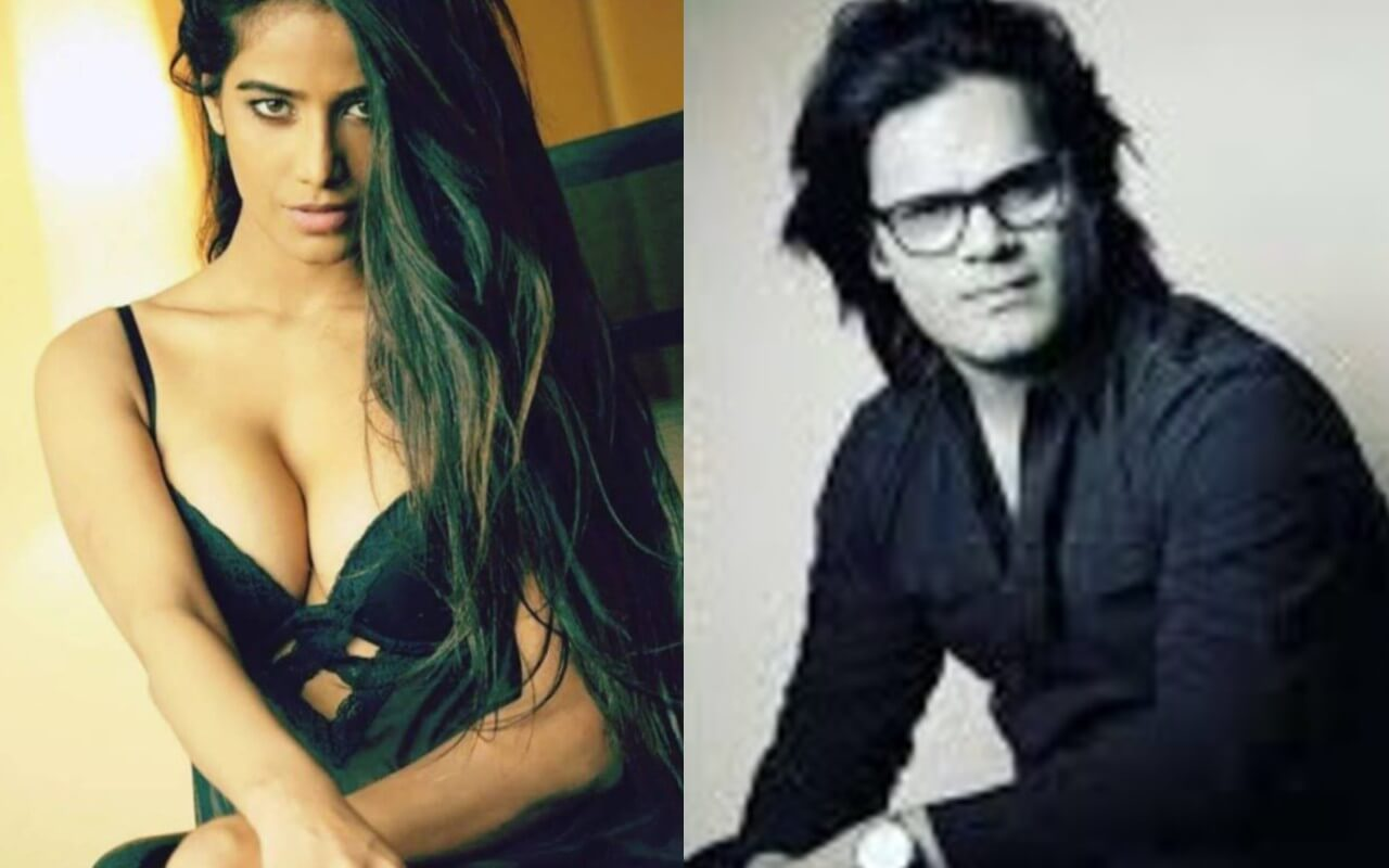 Poonam Pandey and Sam Bombay