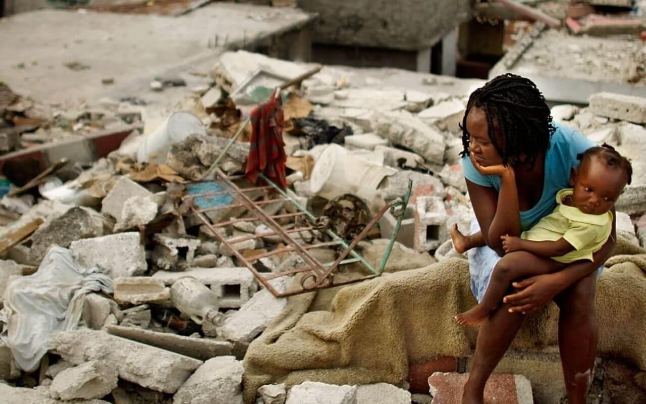 Massive Earthquake Hits Haiti