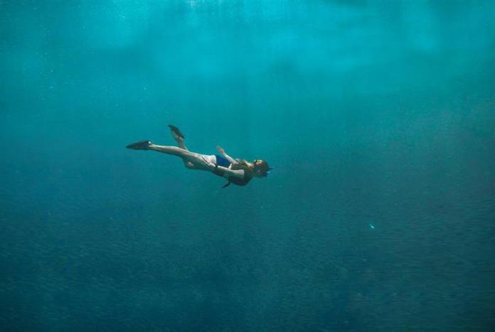 Scuba diving during menstrruation