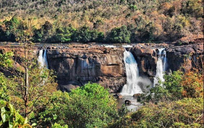 Athirapally Waterfalls
