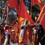 Kumbh procession