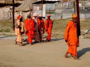 sadhu-sanyasins