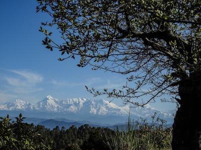 Nanda Devi range