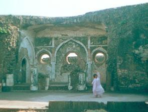 Mandu Amphitheatre