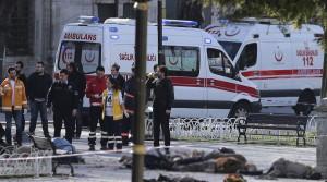 Istanbul blasts