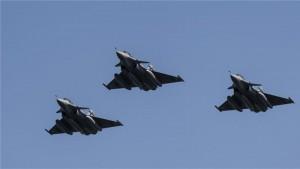 french airstrikes