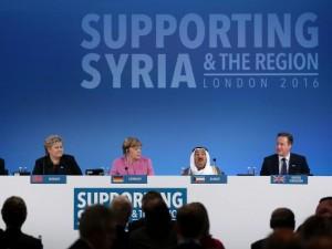 World hails aid to Syria