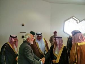 Modi in Riyadh 2