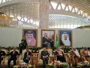 Modi in Saudi