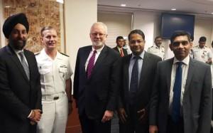 India-US maritime security dialogue