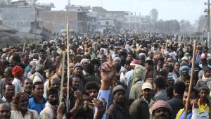 Madhesi agitation