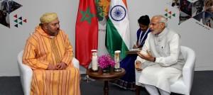 PM Modi-Morocco