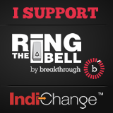 Ring The Bell for IndiChange.