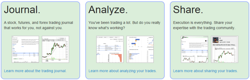 NinjaTrader Auto upload to Tradevue online trading journal