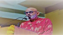 Hari Kiran Vadlamani's Talk at Grateful2Gurus – Bangalore