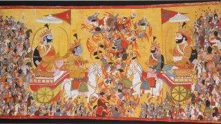 Karna-Arjuna War