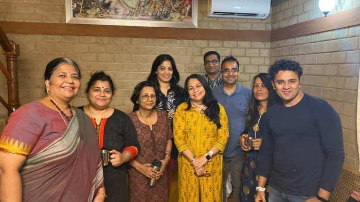 Weekend With Wisdom Meenakshi Jain