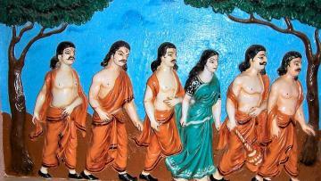 Mahabharata Immersion: An Ajnata-Vasa