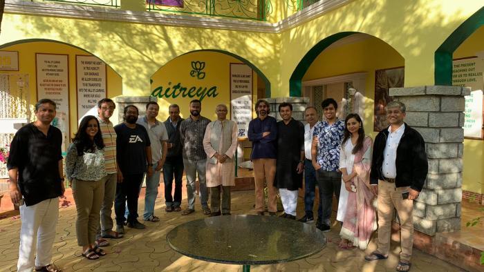 Weekend with Wisdom Vinod Vidwans