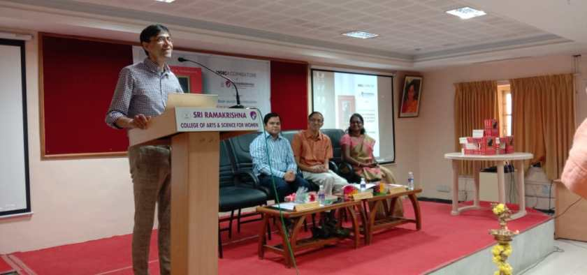 Indica Coimbatore Book Launch