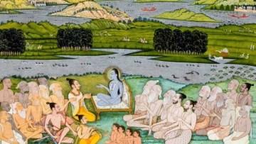 Mahabharata Metaphors: The Divinity of Sage Shuka – Part I