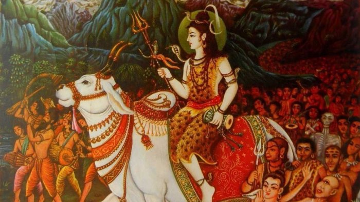 Kumarasambhavam Kalidasa unravels Shiva to mortals