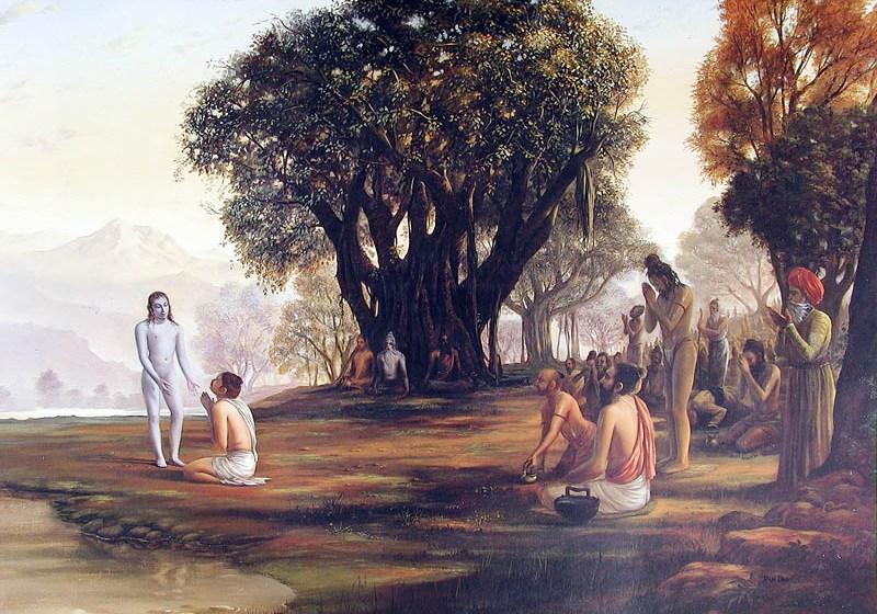 Mahabharata Metaphors: The divinity of Sage Shuka