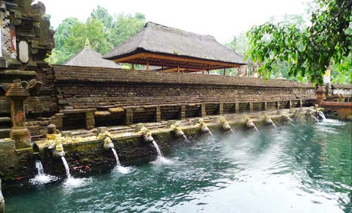 Bali's Water Temples: Understanding Technology in Dharmic Rituals
