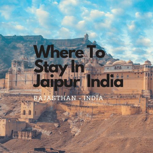 where to stay in Jaipur India