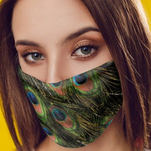 Designer Face Mask - Pattern- 05