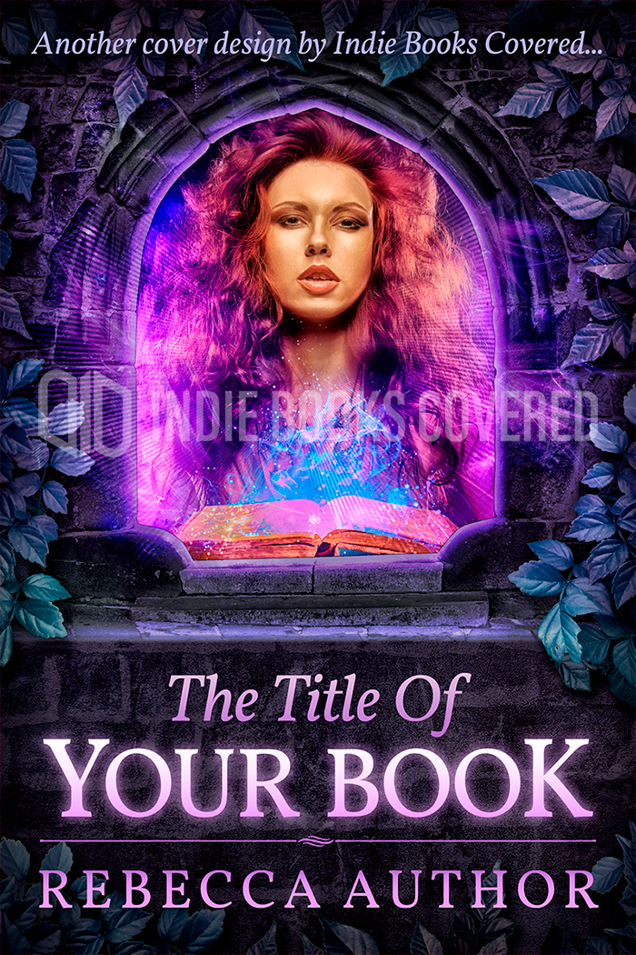 ebook cover design, fantasy