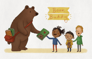'Book Buddy' by Emma Reynolds