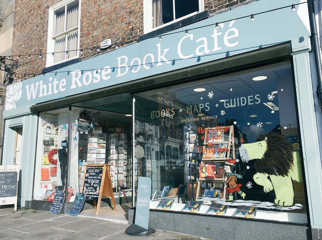 White Rose Books