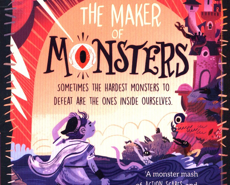 The Maker of Monsters