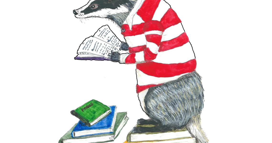 The Stripey Badger