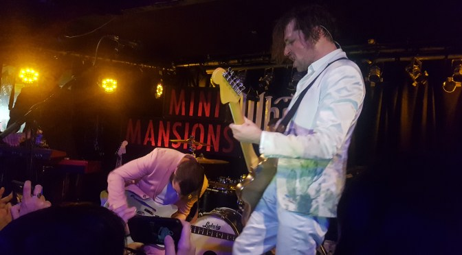 Mini Mansions Live At Whelan's Dublin With Support From Sons Of