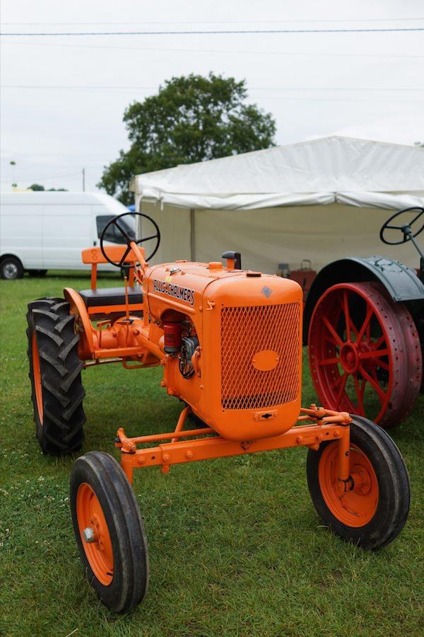 Allis-Chalmers Model B Tractor