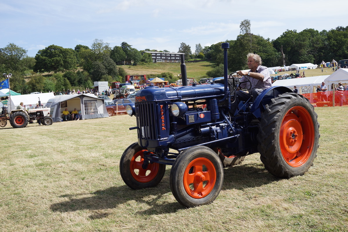 Fordson Major E27N Tractor