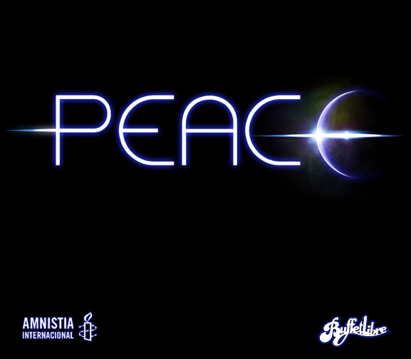 PEACE is here!