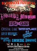 Bloodaxe Festival 2011 final lineup