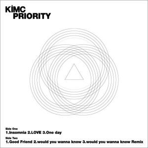 KimC's Priority Released on Vinyl