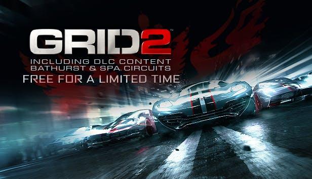 Get GRID 2 + DLC for FREE on Humble Bundle