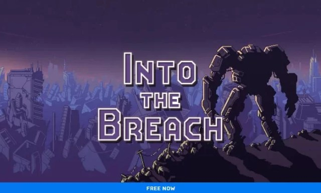 12 Days of Free Games: Day 1 - Into The Breach