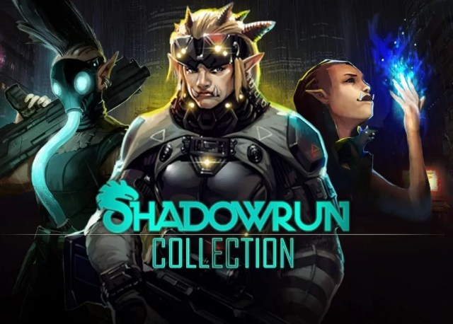Shadowrun Collection is Free on Epic Games Store