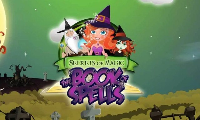 Get Secrets of Magic: The Book of Spells for free at IndieGala