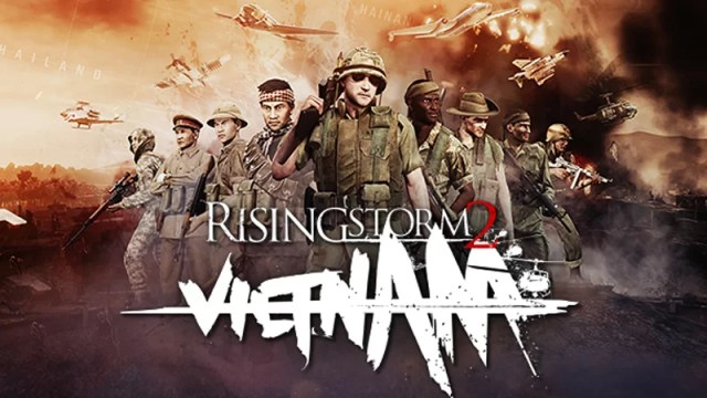Rising Storm 2: Vietnam is Free on Epic Games Store