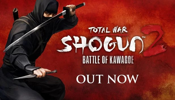 Total War: SHOGUN 2 DLC Battle of Kawagoe is free on Steam